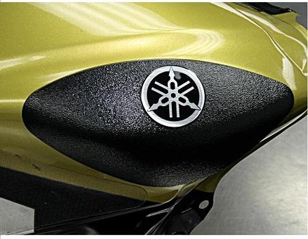 Yamaha R6 Gas Tank Sliders-'08
